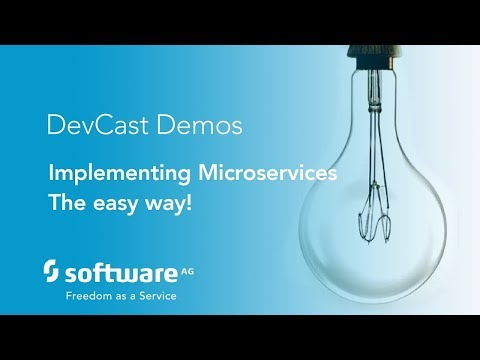 DevCast: Microservices the Easy Way