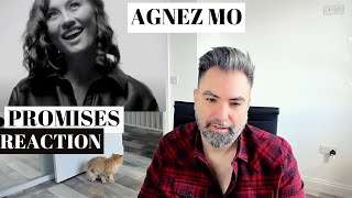 AGNEZ MO - PROMISES (REACTION): my new discovery