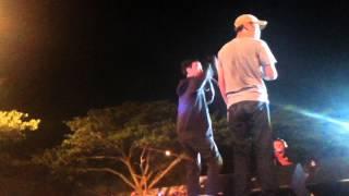 Yes Yes Show #2 - Parokya ni Edgar with Miggy Chavez - Tanduay Rhum Rockfest Davao - 10/19/12