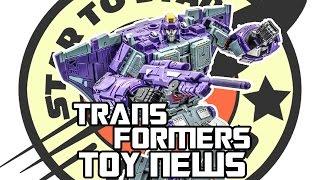 Transformers Toy News Recap - 04/05/2015 - Inc. Thailand Toy Expo 2015
