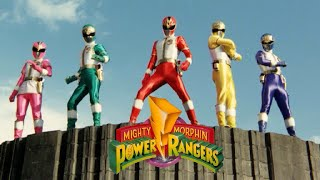 Mighty Morphin Power Rangers Season 2 - Alternate Opening | Dairanger