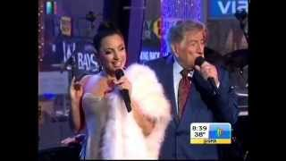 Lady Gaga & Tony Bennett - Winter Wonderland (live @ GMA [Good Morning America])