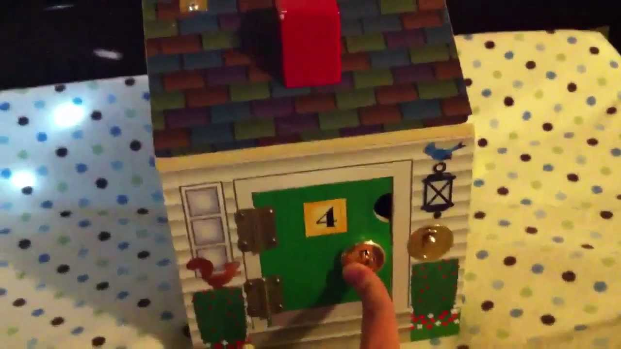 Quick Pick Review Melissa And Doug Wooden Doorbell House