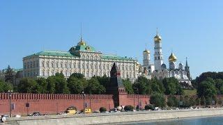 экскурсия по москве видео