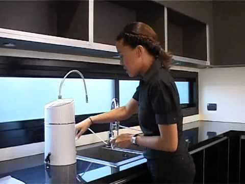 Home Water Filter >> Home Pure User's Guide.wmv - YouTube