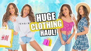 HUGE Try-On Haul 2018! Forever 21, Urban Outfitters, H&M + MORE!