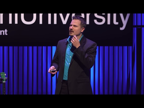 From Harm to Harmony | Brooks Frederick | TEDxAdelphiUniversity