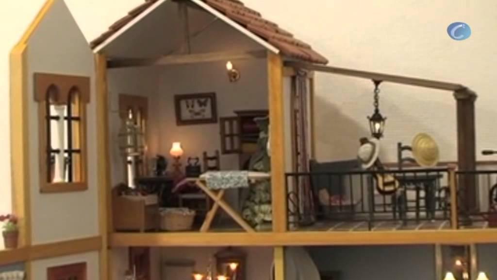 La pasi n ancestral por las casas de mu ecas youtube for La casa de las munecas madrid