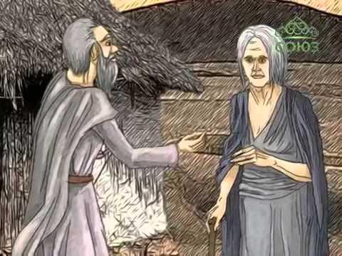 Мультфильм мария египетская