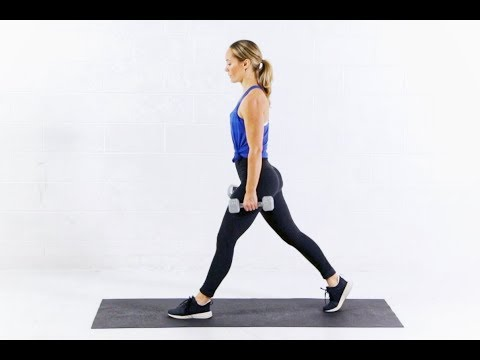 BOOTY BURN // At Home Leg and Butt Workout