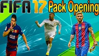 FIFA 17 Romania Pack Opening - Sa fie Suarez , Ronaldo sau Messi ?!
