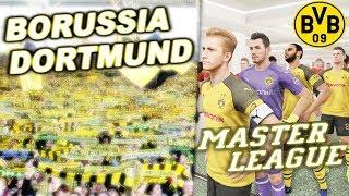 PES 2019 | BORUSSIA DORTMUND | Master League | Live Stream!