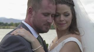 Nicole & Michael at Fort Collins Country Club   Wedding Highlights Package
