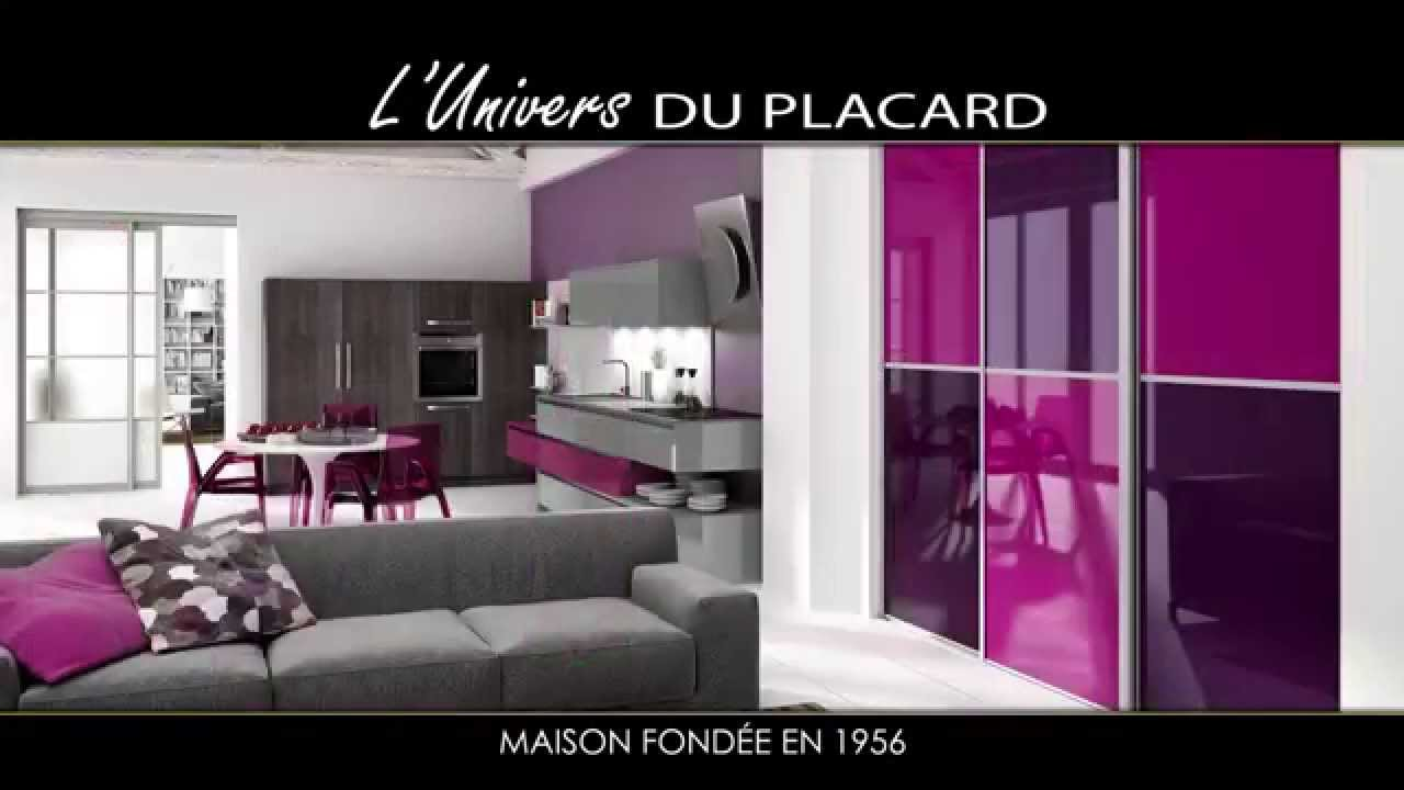 portes de placard coulissante sur mesure youtube. Black Bedroom Furniture Sets. Home Design Ideas
