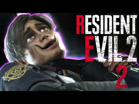LET ME GO! | Resident Evil 2 - Part 2