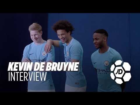 Kevin De Bruyne Talks Life At City, His Favourite Manchester Moment & More with JD Football.