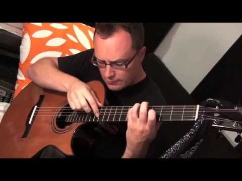 The Drive Within - Antoine Dufour - Acoustic Guitar