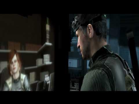 Splinter Cell Conviction Best Moment -  Sam's Rage (The Truth) HD 720p