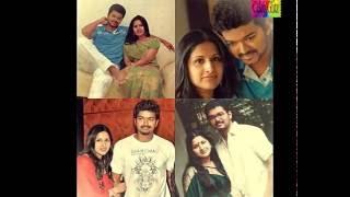 Tamil Actor Vijay Family Photos - image Gallery