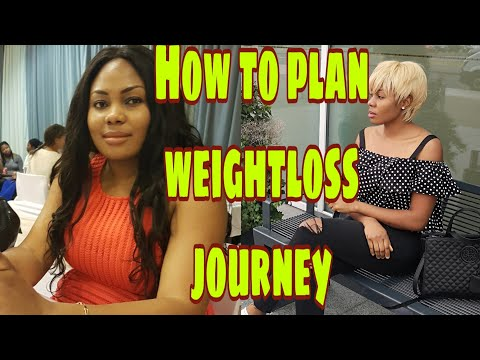 HOW TO PLAN WEIGHT LOSS JOURNEY|HOW TO SET WEIGHTLOSS GOALS.