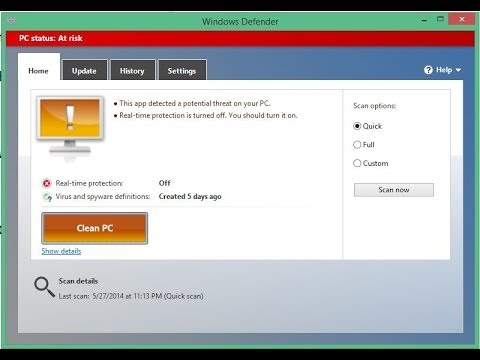 how to disable k7 antivirus in windows 8.1