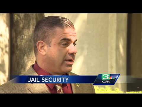 How Sacramento Co. jail is secured