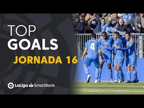 Todos Los Goles De La Jornada 16 De LaLiga SmartBank 2019/2020