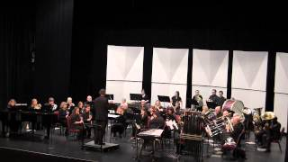Lewis County Community Band - The Crown of Castile by Johnnie Vinson