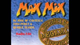 MAX MIX  (El Auténtico Megamix)(Radio Edit Version)(1997)