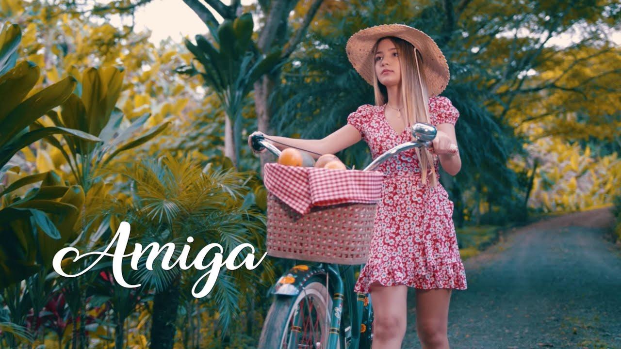 Jhonny Rivera - Amiga (Video Oficial)