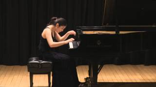 Soyoung Choe Beethoven Piano Sonata Op.110 in HD (filmed by Simon)
