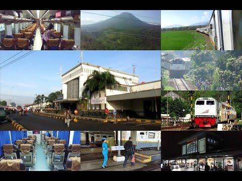 Short Trip to Banjar - Naik Kereta Api Lodaya dan Argo Wilis Tarif Parsial