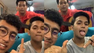 Download Lagu SELAMANYA - AIMAN TINO, ADAM ADENAN & DANIAL DADILIABAND (short cover) mp3