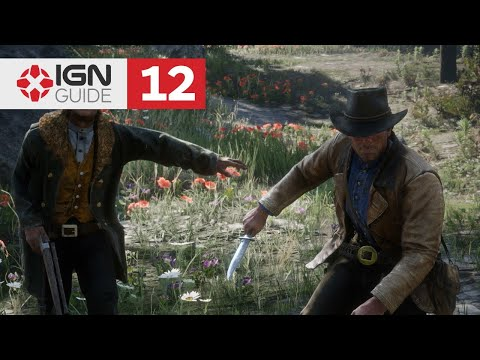Red Dead Redemption 2 Walkthrough (Part 12) - Exit Pursued by a Bruised Ego
