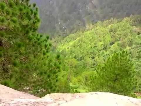 View of Panjpeer , Kahuta , Rawalpindi, Pakistan