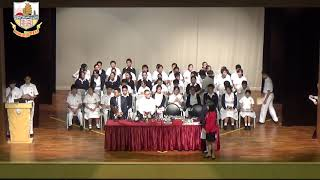 munsang的20190531 Assembly Music Department Theme Talk Junior Form相片