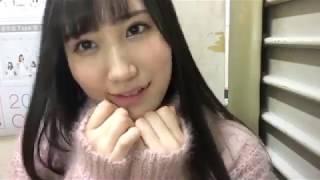 西澤 瑠莉奈 20171219 21;36 (NMB48 チームM) 可愛いるりりんを応援し...
