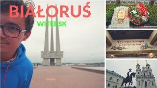 Najpiękniejsze miasto Białorusi?! - Witebsk - 🇧🇾 BIAŁORUŚ #10