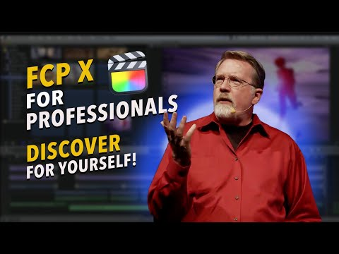 Larry Jordan - Is FCP X Ready for Professional Use?