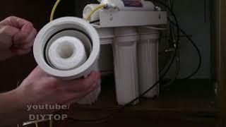 фильтр для воды Atoll A-4400p ремонт