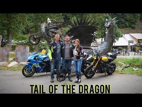 Day 2 - Lamborghini's Take Over Tail Of The Dragon
