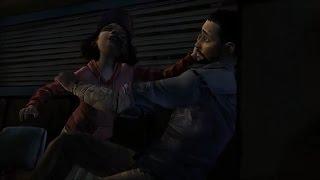 "Моя ""Реакции Летсплейщиков"" на Сон Ли из The Walking Dead Season 1 (Ep 3)"
