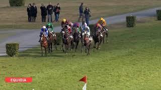 Vidéo de la course PMU PRIX DU HARAS DE SAINT-VINCENT - PRIX ANTOINE DE PALAMINY
