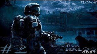 Halo: The Master Chief Collection - Halo 3: ODST - Part 2 Final - Package is Secured