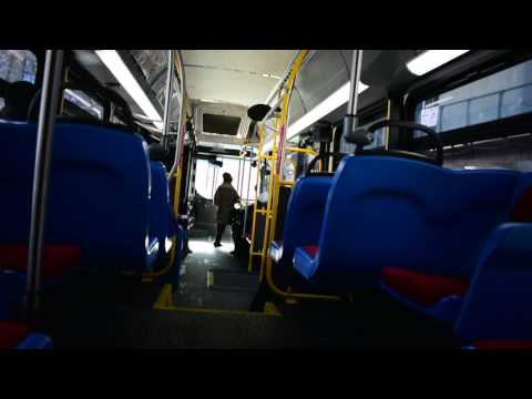 On Board Roosevelt Island Operating Corporation  2016 New Flyer XD40 Bus 8