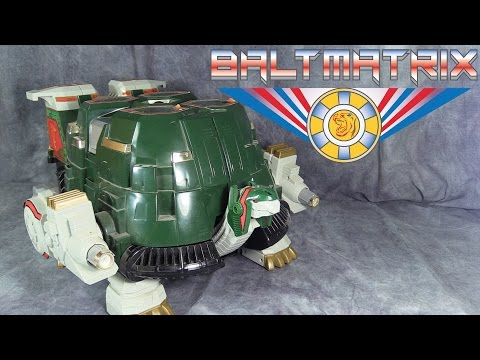 Mighty Morphin Power Rangers Tor The Shuttlezord