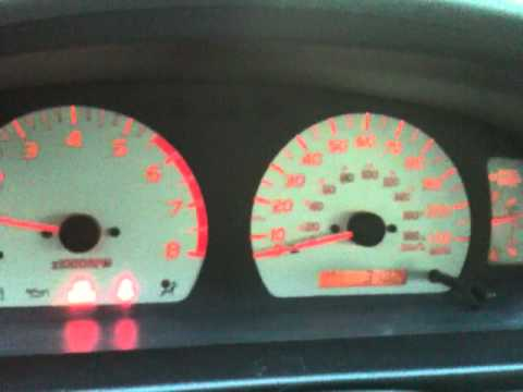 2001-2004 Tacoma Gauge Cluster Swap Finished