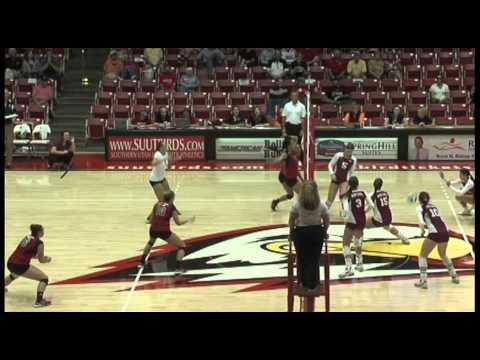 SUU Volleyball vs Montana