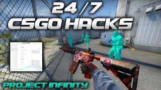 24/7 CSGO HACKS! RUX HIGHLIGHT STREAM! FREE & PREMIUM CSGO HACKS - WATCH, COLLECT & EARN!