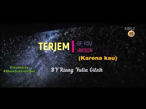 Lirik dan Terjemahan Because of You - Kelly Clarkson